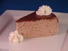 Low Carb Dessert Recipe: Low Carb Mocha Cheesecake Dessert Recipe