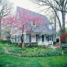 Beautiful Flower Garden For Your Front Yard 88