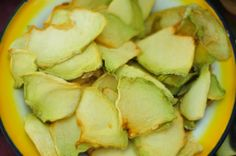 melon chips