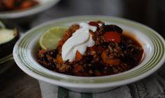 How to make chilli con carne