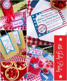 Great party printables!