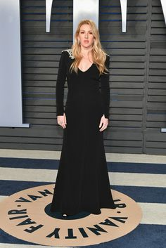 Ellie Goulding - The Best Dressed At The 2018 Oscars After Parties - Photos