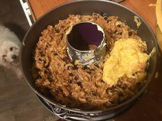 Νηστίσιμη μηλόπιτα !!! Vegan, Oatmeal, Food And Drink, Cooking, Breakfast, Ethnic Recipes, Sweet, Desserts, Foods