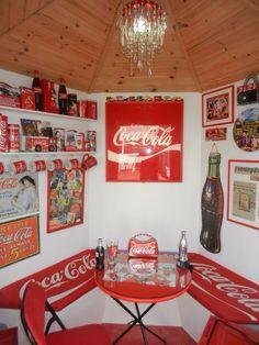 14 Meilleures Images Du Tableau Chambre Thme Coca Cola