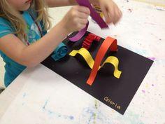 Kindergarten Roller Coaster - Color for Everyone