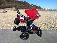 Karolina Dawidowicz 'Living With' the Britax Affinity - Pushchair Expert