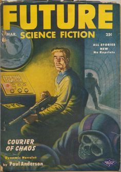 Future Science Fiction, March 1953