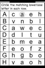 Letter Identification … | Education | Pinte…
