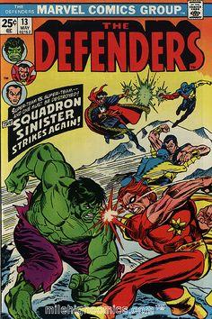 The Defenders 13 Marvel Comic Book cover hulk Marvel Comic Books, Comic Book Characters, Marvel Dc Comics, Marvel Characters, Comic Character, Comic Books Art, Comic Art, Book Art, Vintage Comic Books