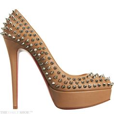 CHRISTIAN LOUBOUTIN - Click here to view shoe | image link | THE DAILY SHOE