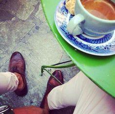 Coffee time Coffee Time, Athens, Mens Fashion, Style, Moda Masculina, Swag, Man Fashion, Coffee Break, Fashion Men