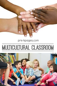 Tips for Supporting a Multicultural Classroom in Preschool and Kindergarten.