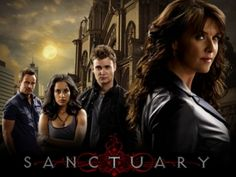 Sanctuary:  This is such a great show.