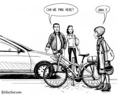 This artist, site, and Boston view is right on. I support Bikeyface 100%.