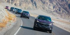 All-new #Sportage, spotted in Death Valley! Check out the most extreme performance test. #Kia