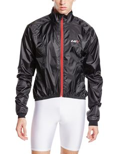New Louis Garneau Women X-Lite Cycling Jacket Bike Black Medium Lightweight $95