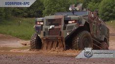 STREIT Group :: APC Vehicle Range  Typhoon APC