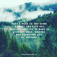 13 Beautiful Nature Quotes God heals through nature as well. Great Quotes, Quotes To Live By, Me Quotes, Inspirational Quotes, Super Quotes, Quotes Kids, Hiking Quotes, Travel Quotes, Phrase Cute
