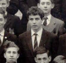 Syd Barrett School Photograph in 1961