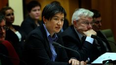 Penny Wong - fave politician, would love her to be PM.