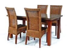 Tessa Dining Set #rattanfurniture #furniturerattanwholesale join with us, http://indonesiarattan.com