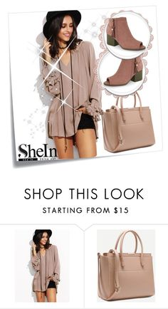 """Shein 1."" by belma-cibric ❤ liked on Polyvore featuring Post-It"