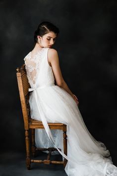 Bridal Portrait by Shannon Moffit edited with Mastin Labs Portra Pushed presets for Lightroom.