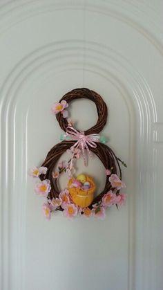 Pasqua'15...il mio addobbo fuori-porta