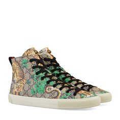 Gucci Bengal high-top sneaker