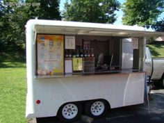 New Listing: http://www.usedvending.com/i/2004-16-x-7-Shaved-Ice-Concession-Trailer-/VA-P-504N  2004 16ft. Shaved Ice Concession Trailer