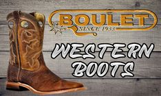 Cowboy / Western boots | 100% handcrafted | Boulet Boots® Cowboy Western, Western Boots, Cowboy Boots, Goodyear Welt, Westerns, Online Shopping, Stylish, Shoes, Zapatos