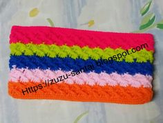 Rainbow pencil case..