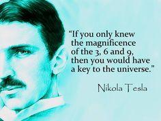 nikola tesla - key to the universe