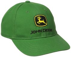 17749127dcb Amazon.com  John Deere Toddler Boys  Trademark Baseball Cap
