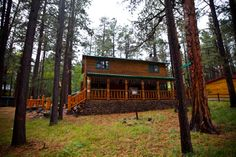 Honeymoon Cabin At The Molly Butler Lodge In Greer Az