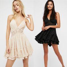#XXL Handbell #Summer For Women #Sleeveless #V Neck Care Products #Sexy #Bohemian Back #Beach Dress #Holiday Boho #Strapless Chic #Vestido Dress