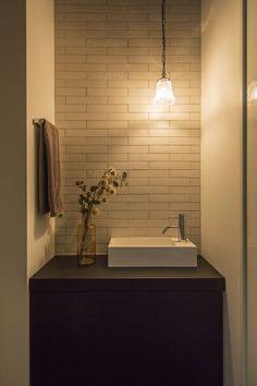 Trendy Home Decoration Modern Mirror Ideas Bathroom Interior, Modern Bathroom, Design Bathroom, Bathroom Ideas, Dining Room Design, Interior Design Living Room, Bathroom Inspiration, Home Decor Inspiration, Washbasin Design