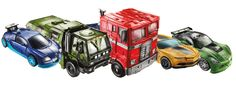 Transformers: Age of Extinction - Platinum Edition - Autobots United