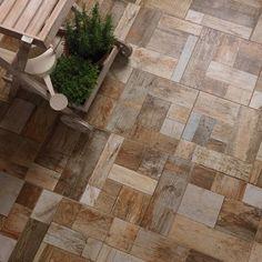 pavimenti per terrazze effetto legno