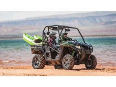 New 2016 Arctic Cat Prowler® 1000 XT™ ATVs For Sale in Wisconsin. The minimum operator age of this vehicle is 16 with a valid driver's license.