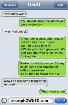 Funny Texts From Ex Awesome Ideas Funny Texts From Ex Awesome IdeasYou can find Drunk texts and more on our website.Funny Texts From Ex Awesome Ideas Funny Texts From Ex Awesome Ideas Funny Texts Pranks, Stupid Texts, Text Pranks, Funny Text Memes, Text Jokes, Funny Texts Crush, Funny Relatable Memes, Funny Quotes, Crush Funny