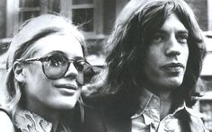 Marianne and Mick