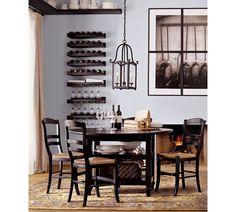 Decor Look Alikes | Pottery Barn Shayne Kitchen Table