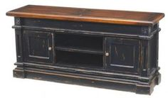 Roosevelt TV Console