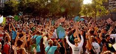 Silent Climate Parade: Tanzen für den Klimaschutz | Utopia.de