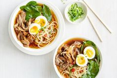 Slow-cooker melting pork ramen Pork Ramen Recipe, Ramen Recipes, Curry Recipes, Pork Recipes, Asian Recipes, Healthy Recipes, Family Recipes, Family Meals, Recipies