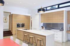 House Of Fraser White Bedroom Furniture Kitchen Inspirations, Timber Kitchen, Kitchen Room Design, Laminate Kitchen Cabinets, Kitchen Interior, Home Kitchens, Kitchen Room, Kitchen Renovation, Laminate Kitchen