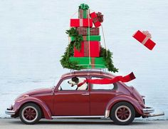 VW Christmas Delivery Service