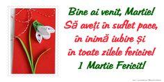 Bine ai venit, Martie! 8 Martie, Christmas Ornaments, Holiday Decor, Kids, Happy Birthday, Birthday, Young Children, Boys, Christmas Jewelry