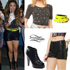 Ally Brooke's style